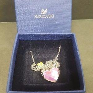 Swarovski Heart Mini Pendant (New with box)